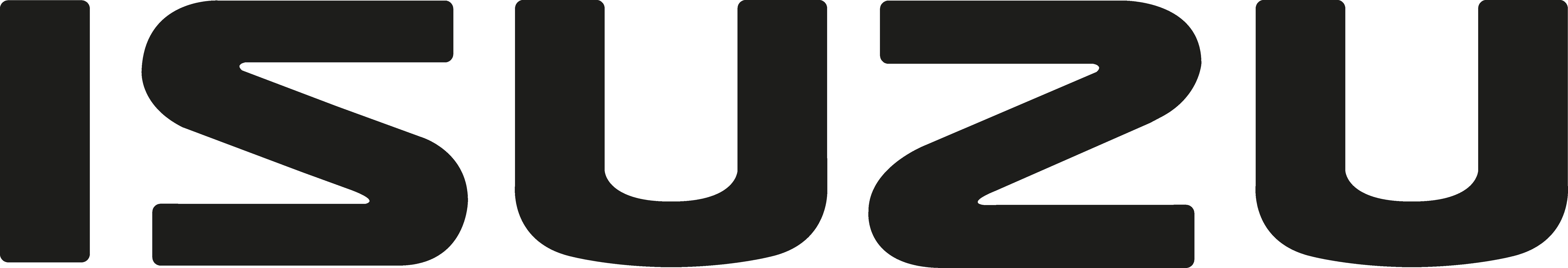 Logo: Isuzu