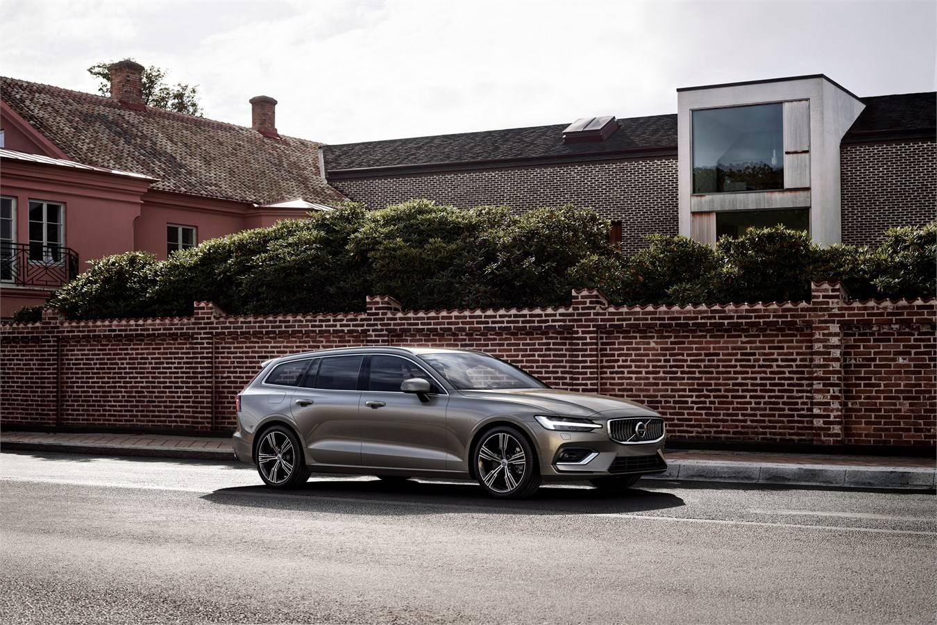 Der neue Volvo V60 ist in unserem Schauraum angekommen