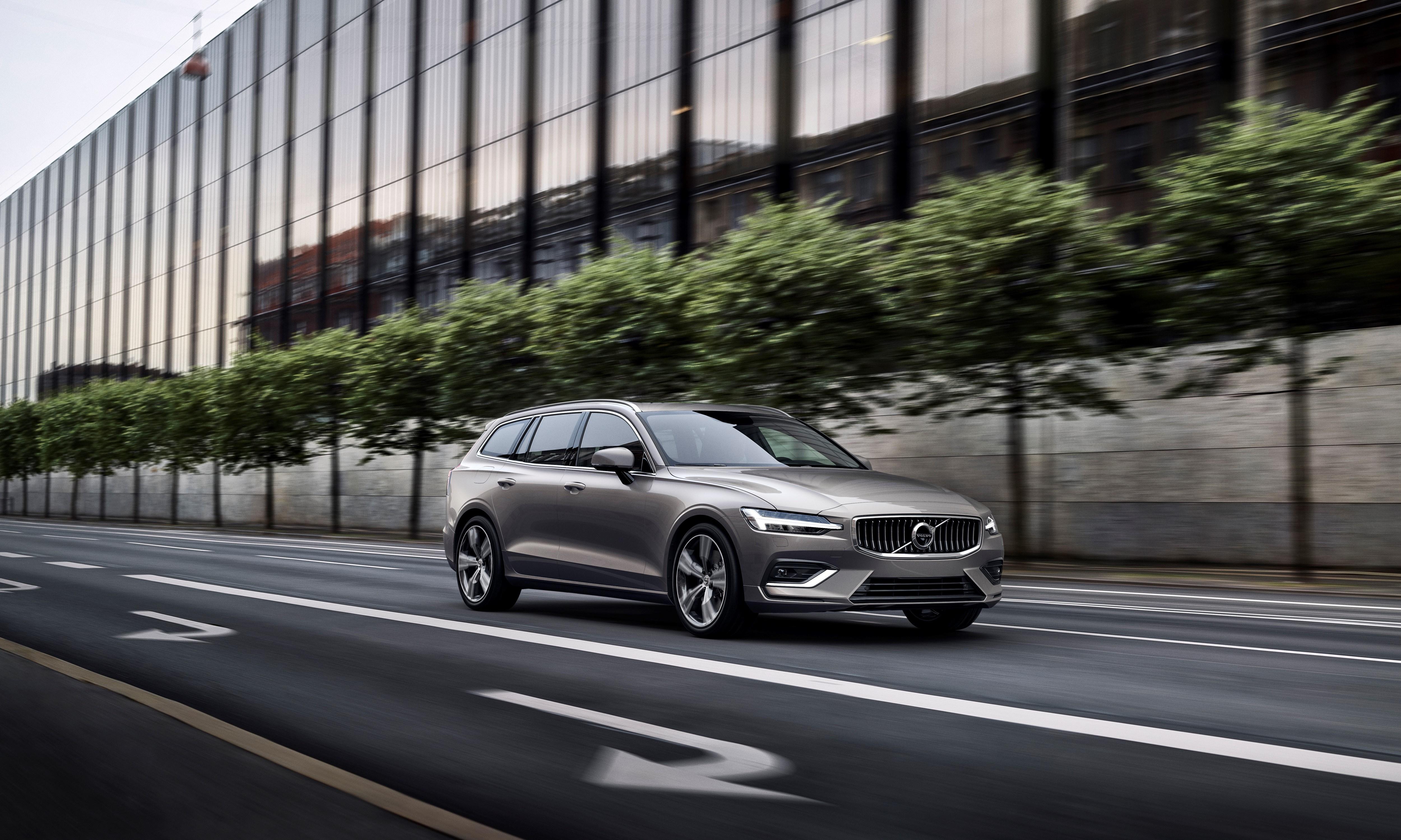 Der neue Volvo V60 zum Eröffnungspreis