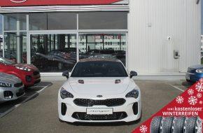 KIA Stinger 2,2 CRDI ISG GT-Line AWD Aut. bei Grünzweig Automobil GmbH in