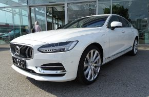 Volvo S90 T8 Twin Engine Inscription bei Grünzweig Automobil GmbH in