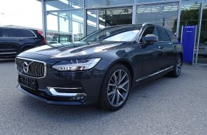 Volvo V90 D4 AWD Inscription Geartronic bei Grünzweig Automobil GmbH in