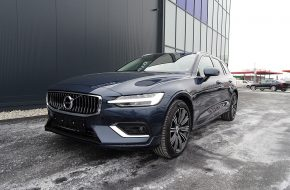 Volvo V60 D3 Momentum Geartronic bei Grünzweig Automobil GmbH in