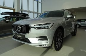 Volvo XC60 T4 Inscription Geartronic bei Grünzweig Automobil GmbH in