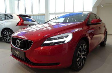 Volvo V40 D2 Edition bei Grünzweig Automobil GmbH in