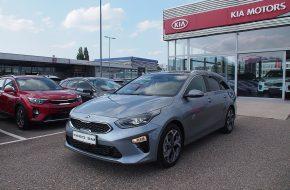 KIA ceed SW 1,6 CRDi SCR ISG Platin DCT bei Grünzweig Automobil GmbH in