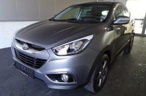 Hyundai iX35 1,7 CRDi Premium bei Grünzweig Automobil GmbH in