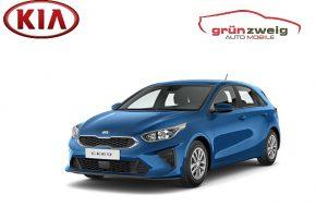 KIA ceed 1,4 MPI GPF Titan bei Grünzweig Automobil GmbH in