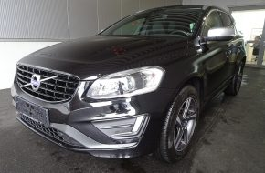 Volvo XC60 D5 AWD Momentum R-Design Geartronic bei Grünzweig Automobil GmbH in