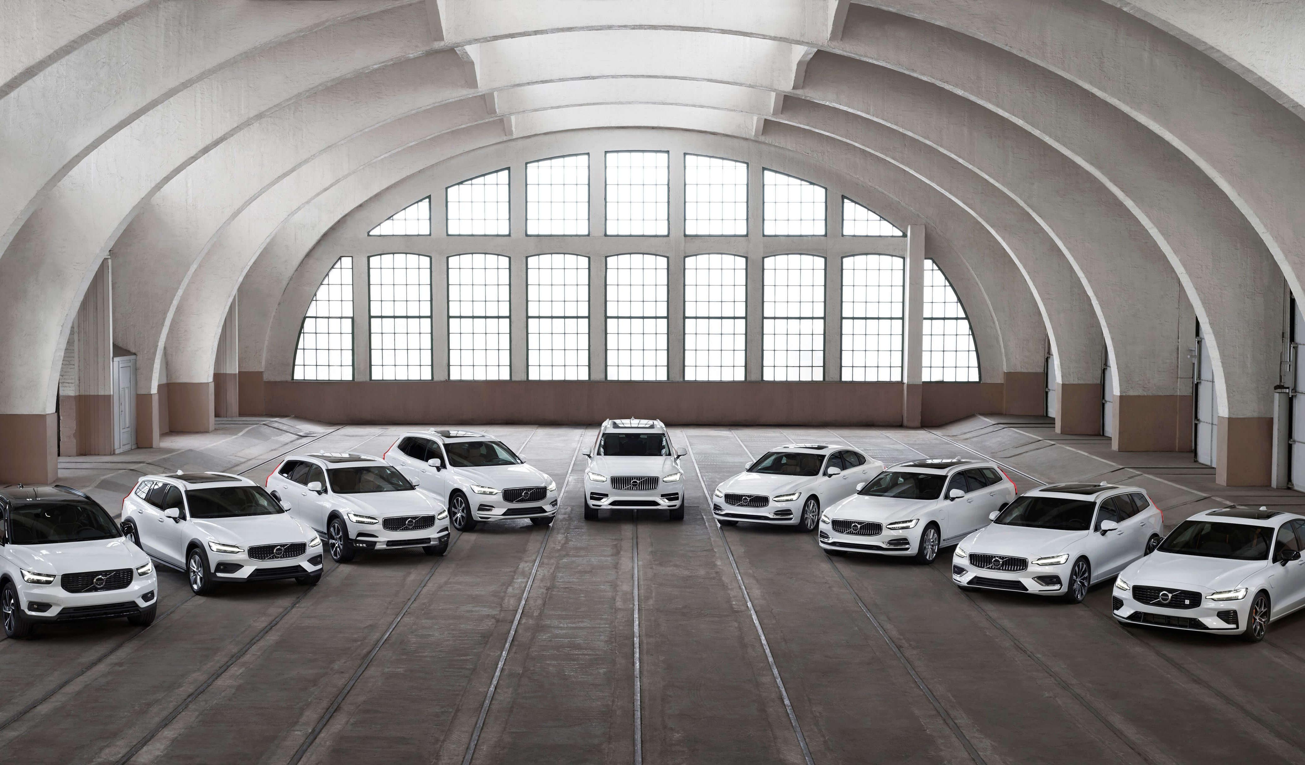 Volvo Flotte