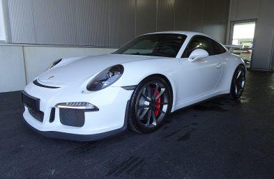 Porsche 911 GT3 Coupé DSG bei Grünzweig Automobil GmbH in