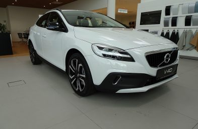 Volvo V40 Cross Country T3 Cross Country Editon Geartronic bei Grünzweig Automobil GmbH in