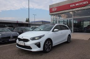 KIA ceed 1,6 CRDi ISG Platin DCT bei Grünzweig Automobil GmbH in