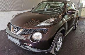Nissan Juke 1,6 Visia Plus bei Grünzweig Automobil GmbH in