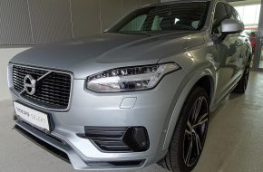 Volvo XC90 PHEV T8 Twin Engine R-Design bei Grünzweig Automobil GmbH in