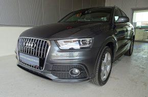 Audi Q3 2,0 TDI quattro Sport S-tronic bei Grünzweig Automobil GmbH in