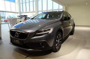 Volvo V40 Cross Country D2 Cross Country Edition bei Grünzweig Automobil GmbH in