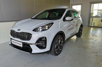 KIA Sportage 2,0 CRDI AWD GT-Line Aut. bei Grünzweig Automobil GmbH in