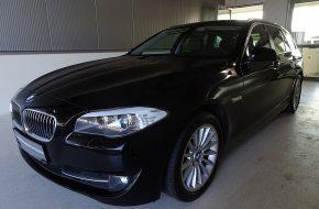 BMW 520d Touring bei Grünzweig Automobil GmbH in