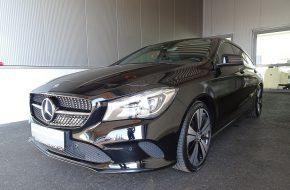 Mercedes-Benz CLA 200 d Shooting Brake Aut. bei Grünzweig Automobil GmbH in