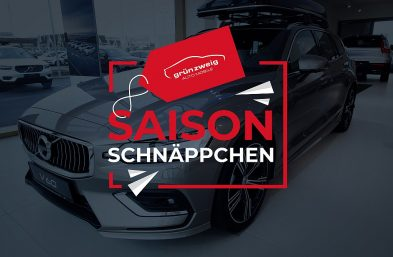 Volvo V60 D4 Inscription Geartronic bei Grünzweig Automobil GmbH in
