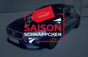 Volvo S60 T5 R-Design Geartronic inkl. SGP bei Grünzweig Automobil GmbH in