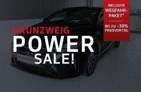 KIA PROCee'd/OE GT-LINE/1.6 CRDI SCR/HP/MT6/1 bei Grünzweig Automobil GmbH in