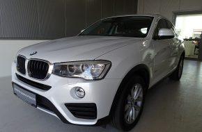 BMW X4 xDrive 20d Österreich-Paket Aut. bei Grünzweig Automobil GmbH in