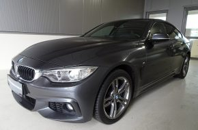 BMW 420d xDrive Gran Coupe M Sport Aut. bei Grünzweig Automobil GmbH in