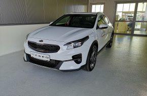 KIA XCee'd/FIRST/YELLOW/1.4 TGDI GPF/MT6/140/ bei Grünzweig Automobil GmbH in