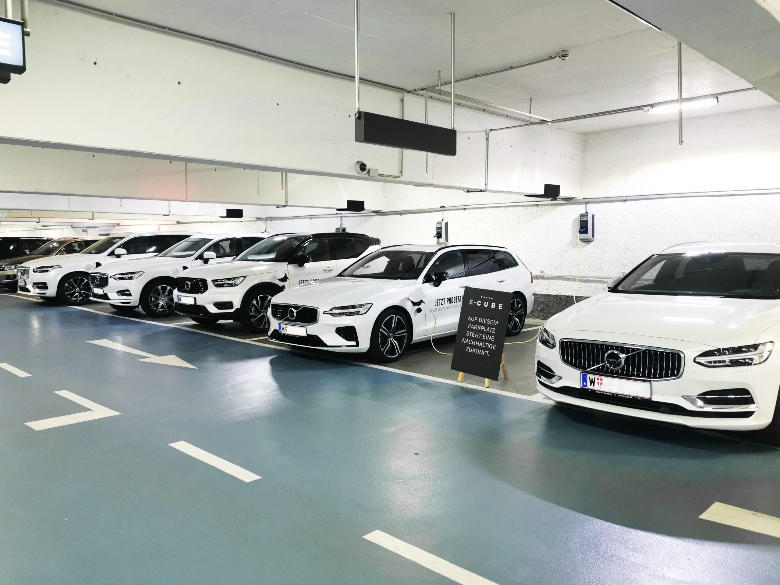 Volvo Hybrid Modelle