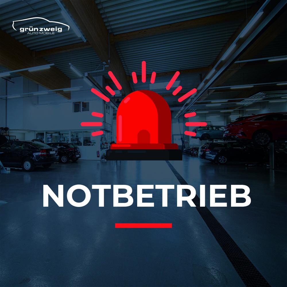 Not-Betrieb