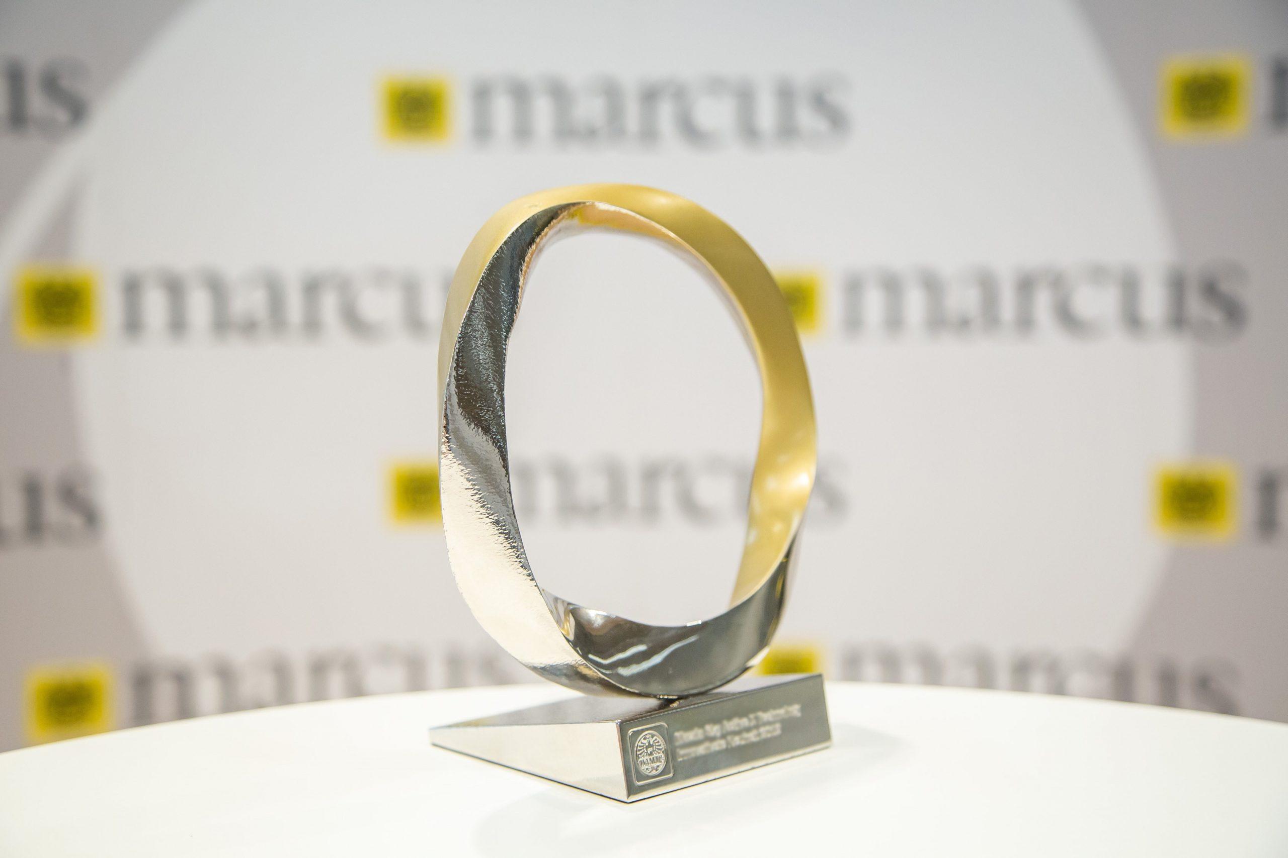 Volvo S60 gewinnt das Mitglieder-Voting beim Marcus Award