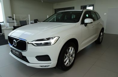 Volvo XC60 B4 Momentum Pro AWD Geartronic bei Grünzweig Automobil GmbH in