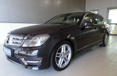 Mercedes-Benz C 250 T CDI Avantgarde A-Edition plus BlueEffi. 4MATIC Aut. bei Grünzweig Automobil GmbH in