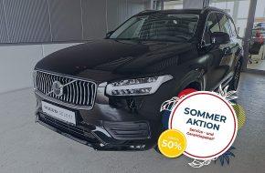 Volvo XC90 B5 AWD Momentum Pro bei Grünzweig Automobil GmbH in