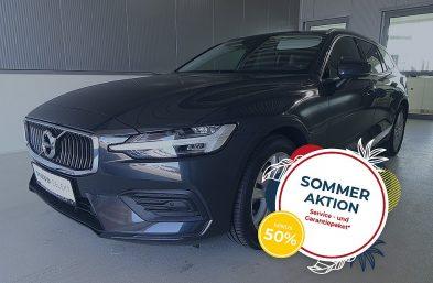 Volvo V60 D3 Momentum Pro Geartronic bei Grünzweig Automobil GmbH in