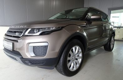 Land Rover Range Rover Evoque SE 2,0 TD4 e-Capability bei Grünzweig Automobil GmbH in