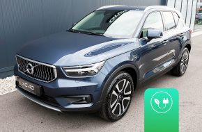 Volvo XC40 T5 Recharge Inscription bei Grünzweig Automobil GmbH in