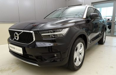 Volvo XC40 D4 Momentum Pro AWD Geartronic bei Grünzweig Automobil GmbH in