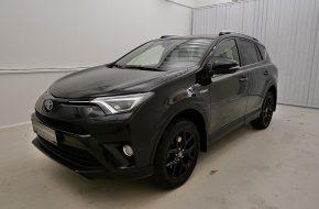 Toyota RAV4 2,5 Hybrid Active 4WD Aut. bei Grünzweig Automobil GmbH in