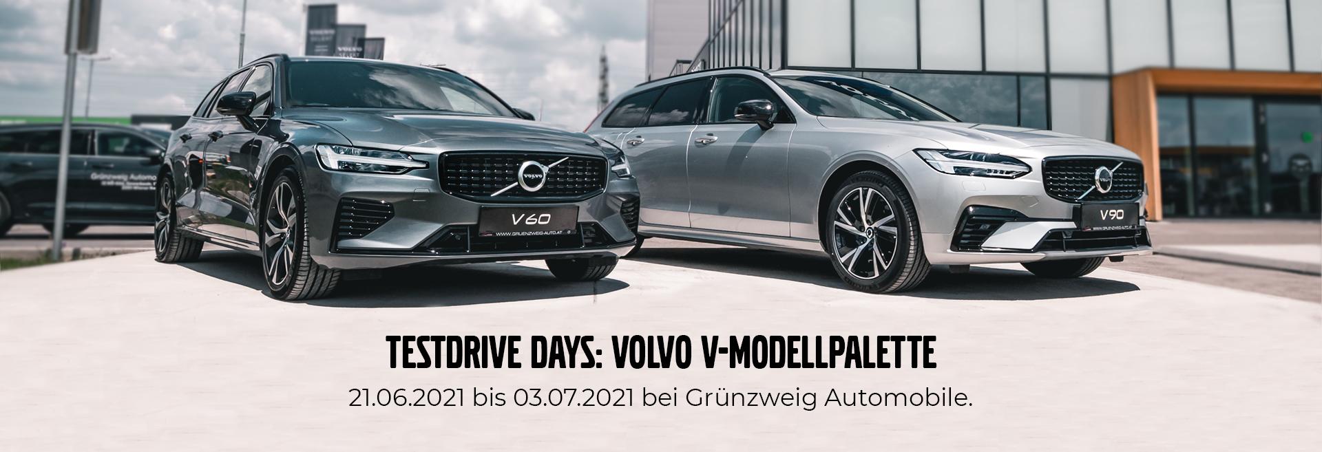 Volvo Testdrive Days
