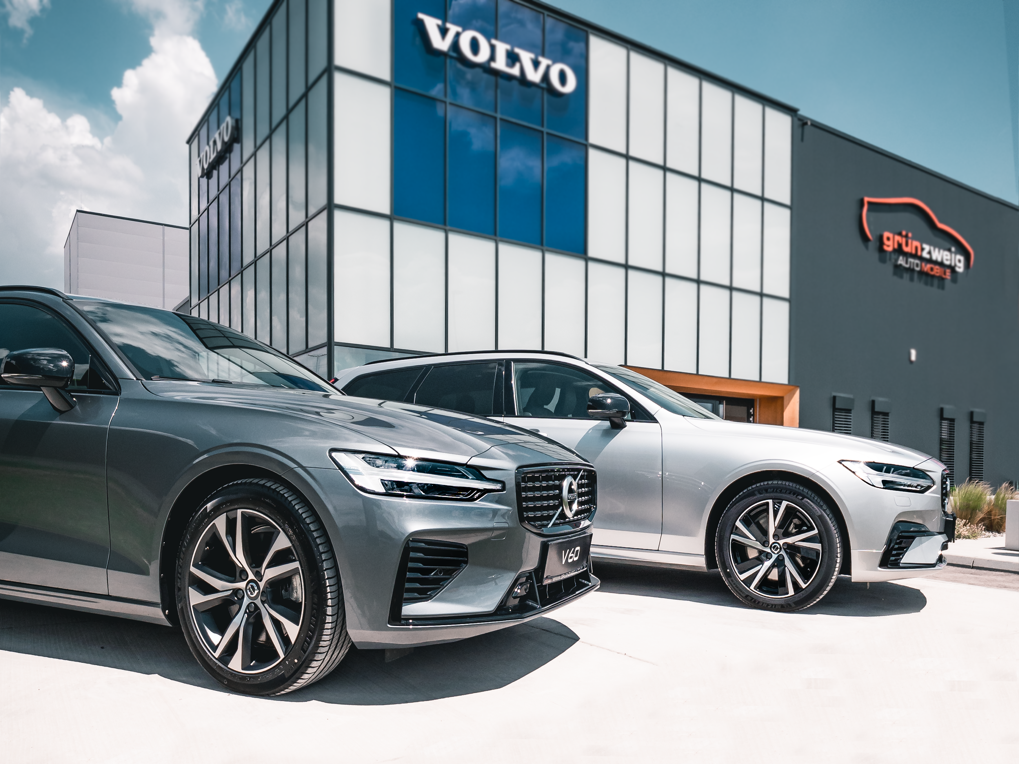 Volvo V Modelle