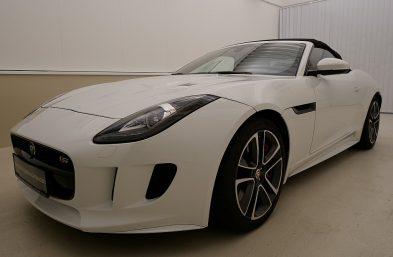 Jaguar F-Type 3,0 AWD Aut. bei Grünzweig Automobil GmbH in